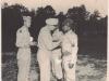 Clarence Aug 9 1952 w LT Gen John T Lewis